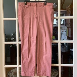 NWT Talbots Dusty Rose Pants